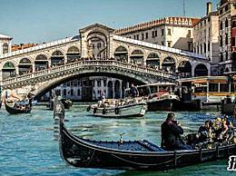 威尼斯 世界十大美丽城市 风景如画 温哥华非常适合居住