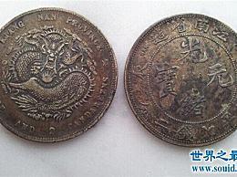 铜币的图片和价格 藏在家里角落的铜币的价格其实很高