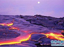 世界上最大的火山爆发排名 最大的其实是一个景点!