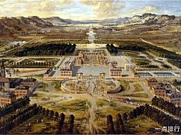 世界上最大的宫殿有2300个房间 67个楼梯和5210件家具
