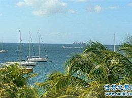 马提尼克岛是最美丽的岛国 也是西班牙皇室的土地