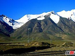 世界最高的高原 青藏高原的平均海拔超过4000米