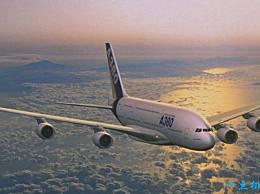 世界上最大的客机可以搭载近千人
