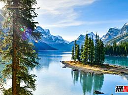 世界上十个最美丽的国家像天堂一样美丽 你去过那里吗?