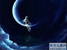 人格的第二个星座 月亮星座对月亮是透明的