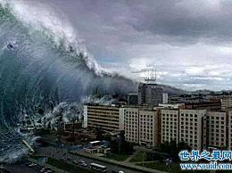 印度尼西亚最具破坏性的海啸瞬间吞噬了30万条新生命