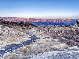 美国的死亡谷国家公园被认为是最热、最干燥和最低的国家公园
