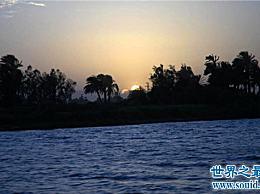 世界上最长的河流不是可以穿越中国的长江