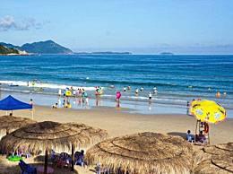 亚龙湾 中国八大最美的海岸 名列榜首
