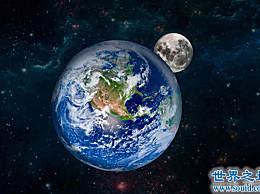 宇宙中十大最惊人的发现 月球正在逃离地球
