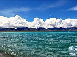 中国最高的湖 一个童话世界!
