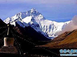 世界最高峰――珠穆朗玛峰被人们践踏了