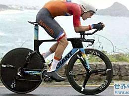 世界上最轻的自行车只有1.2公斤重