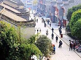 中国十大保存最完整的古城名单