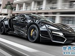 世界上最昂贵的跑车的名单 价格是无可争议的