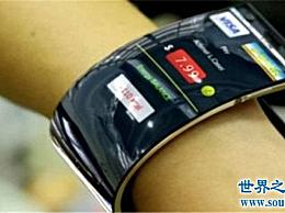 未来十大概念手机 手腕上的手机真的会出现吗
