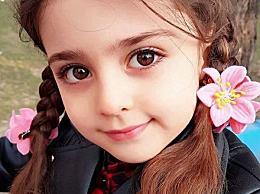 世界十大最美丽的女孩 父亲辞去了女儿的保镖