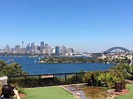 悉尼歌剧院是悉尼十大最佳旅游景点