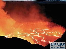 世界上最频繁的活火山从未停止过