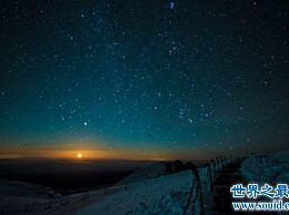 众所周知 十大最亮恒星排名第一 织女星排名仅第五