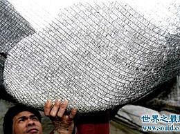 世界上最大的冰雹 内蒙古有一个3米的巨大冰雹