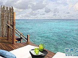 马尔代夫岛排名 浪漫与幻想的结合 让你感受天堂的快乐