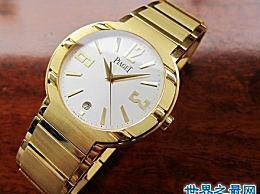十大最昂贵的手表是富裕和任性的奢侈手表
