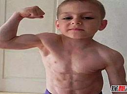 朱利亚诺・斯特勒:在5岁时打破吉尼斯世界纪录 成为世界上最强壮的