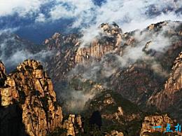 安徽旅游景点排名第一 号称世界第一奇山