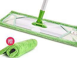 十大品牌平板拖把是日常清洁不可或缺的 你选对了吗