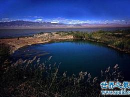 中国最高的盆地 高达3000米!