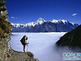 震惊!世界上最高的山峰珠穆朗玛峰上布满了死尸!