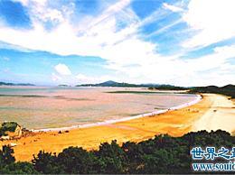 国内海滨旅游景点排名 你一生中一定要去一次金沙岛