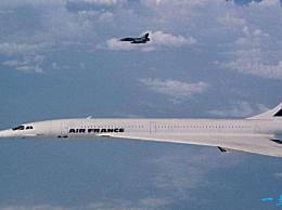 世界上最快的客机相当于一架战斗机的速度