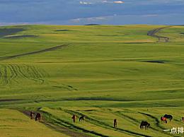 呼伦贝尔草原 中国最大的草原 面积约1.49亿亩