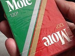 更多香烟价格表美国更多香烟价格表(4种)