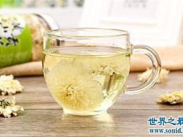 众所周知的白菊花茶的功效和作用