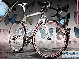 世界上最贵的自行车 成交价高达50万美元