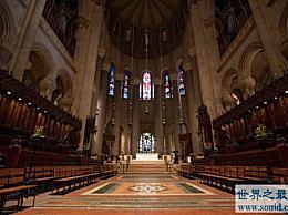 世界最大的哥特式基督教堂,圣约翰大教堂