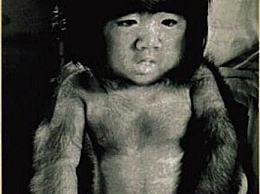 中国第一张毛孩照片 毛孩于震寰的全身毛发依然找到真爱