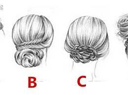心理测试:4款发型哪款最有气质?立马测出你的个性怎样的?