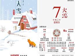 12月7日大雪:开春打虎 现在正是适合进补的时候
