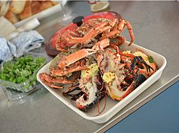蟹肉的做法 蟹肉不能跟什么一起吃